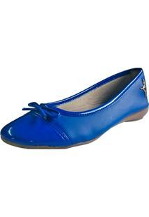 Sapatilha Ballare Urbana Azul