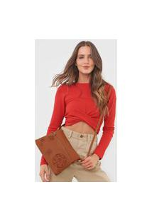 Bolsa Desigual Across Body Bag Inês Caramelo