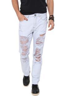 Calça Jeans John John Reta Maldivas Azul
