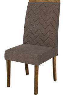 Cadeira Aurea Pena Marrom Demolição