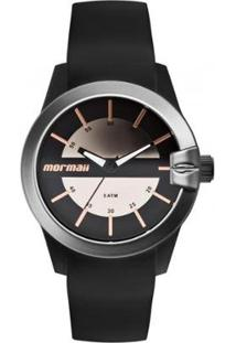 Relógio Mormaii Mo2036Ik/8J Feminino - Feminino-Preto
