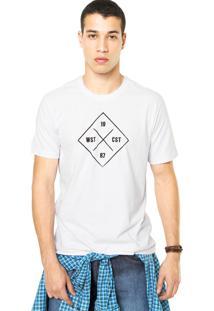 Camiseta West Coast 1987 Branca