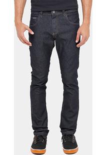 Calça Jeans Free Surf Its Time Masculina - Masculino-Azul