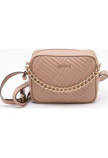 Bolsa Shoulder Bag Areia - P