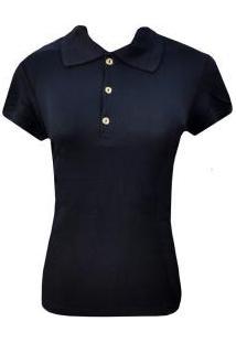 Camisa Polo Feminina Malwee (28544) Viscose