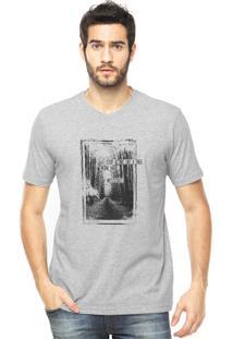 Camiseta West Coast Cinza