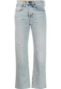 Rag & Bone Calça Jeans Maya - Azul