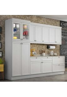 Cozinha Compacta Americana 1 - Branco - Nesher - Incolor - Dafiti