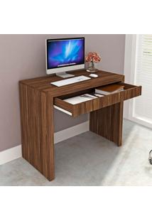 Mesa Para Computador Me4107 Nogal - Tecno Mobili