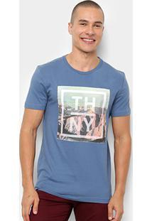 Camiseta Tommy Hilfiger Photo Print Masculina - Masculino