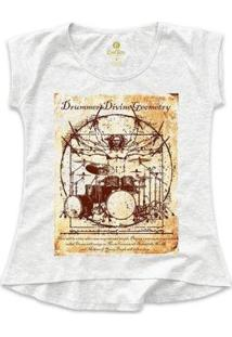 Camiseta Cool Tees Rock Feminina - Feminino
