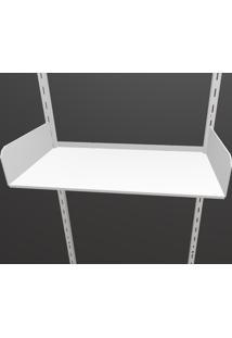 Prateleira Linha Move De 60X30Cm Branco - Getama Moveis