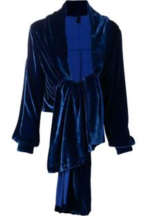 Unravel Project Blazer Descontruído - Azul