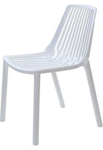 Cadeira Morgana Polipropileno Cor Branca - 29780 - Sun House