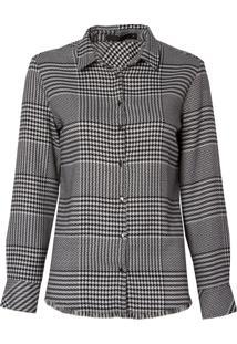 Camisa Chess Printed (Xadrez, Gg)