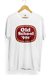 Camiseta Skill Head Old School 90S - Masculino