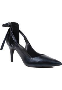 Sapato Scarpin Zariff Salto Fino Bico Fino