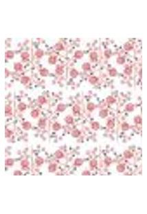 Papel De Parede Autocolante Rolo 0,58 X 3M - Floral 610