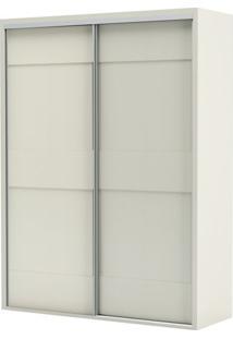 Armario Premium Com 2 Portas E 2 Gavetas Cor Off White 1,79 Mt (Larg) - 56453 Sun House