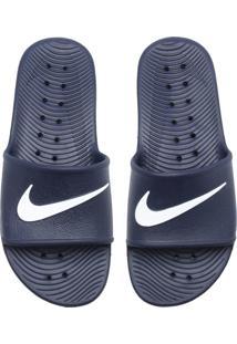 Chinelo Nike Sportswear Kawa Shower Azul