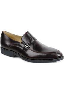 Sapato Social Side Gore Polo State - Masculino