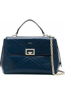 Givenchy Bolsa Tiracolo Id Média - Azul