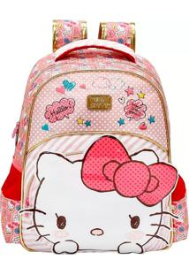 Mochila Hello Kitty Top Lovely Kitty