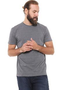 Camiseta Richards Urban Básica Cinza