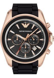 11f4f436695 ... Relógio Emporio Armani Masculino Ar6066 4Pn