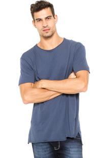 Camiseta Reserva Leve Long Azul