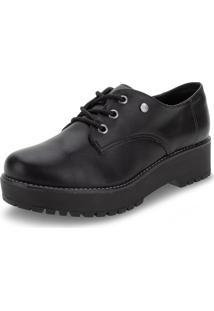 Sapato Feminino Oxford Via Marte - 207305
