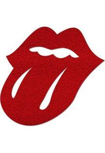 Capacho Boca Rolling Stones