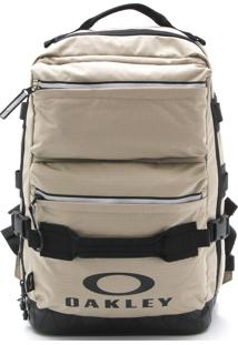 Mochila Oakley Utility Square Backpack Off-White