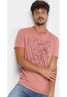 Camiseta Colcci Aspen Masculina - Masculino