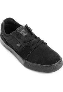 Tênis Dc Shoes Tonik Masculino - Masculino-Preto