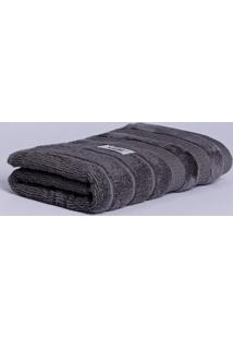 Toalha De Rosto Artex Cinza Escuro