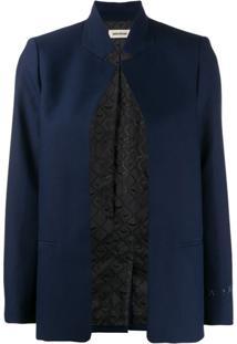 Zadig&Voltaire Blazer Volly - Azul