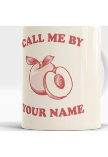 Caneca Call Me By Your Name