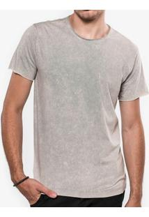 Camiseta Musgo Estonado 103248