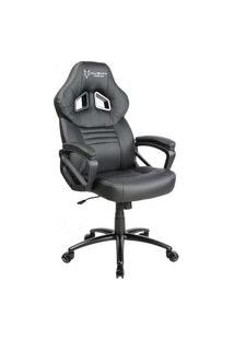 Cadeira Gamer Husky Frost, Black White - Hfr-Bw
