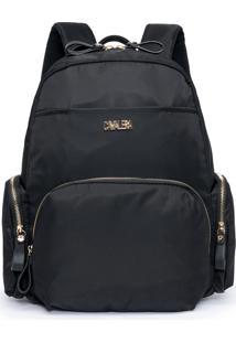 Bolsa De Costas Bag`S Cavalera Preto