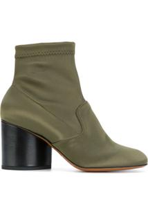 Clergerie Ankle Boot 'Kosst' - Green