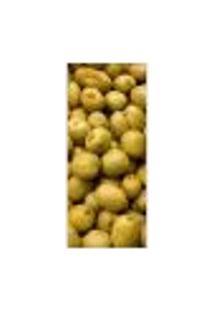 Adesivo Decorativo De Porta - Kiwi - Frutas - 078Cnpt Auto Colante