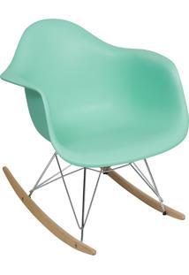 Cadeira Com Balanço 1122-Or Design - Tifany