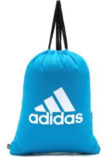Mochila Adidas Performance Gymsack Sacola Azul
