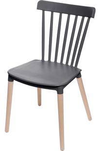 Cadeira Decorativa Midi – Preta