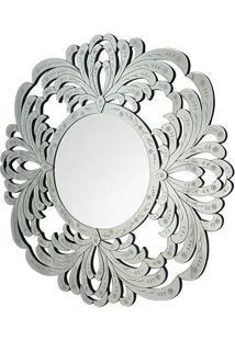 Espelho Modena- Cinza- 100X100X2Cmrivatti