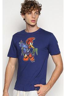 Camiseta Cavalera T Shirt Pica Pau Molotov Masculina - Masculino