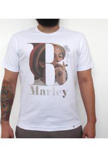 B Marley - Camiseta Clássica Masculina