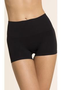 Calcinha Short Redutora Trifil (C03519/3519) Sem Costura, Nude, G